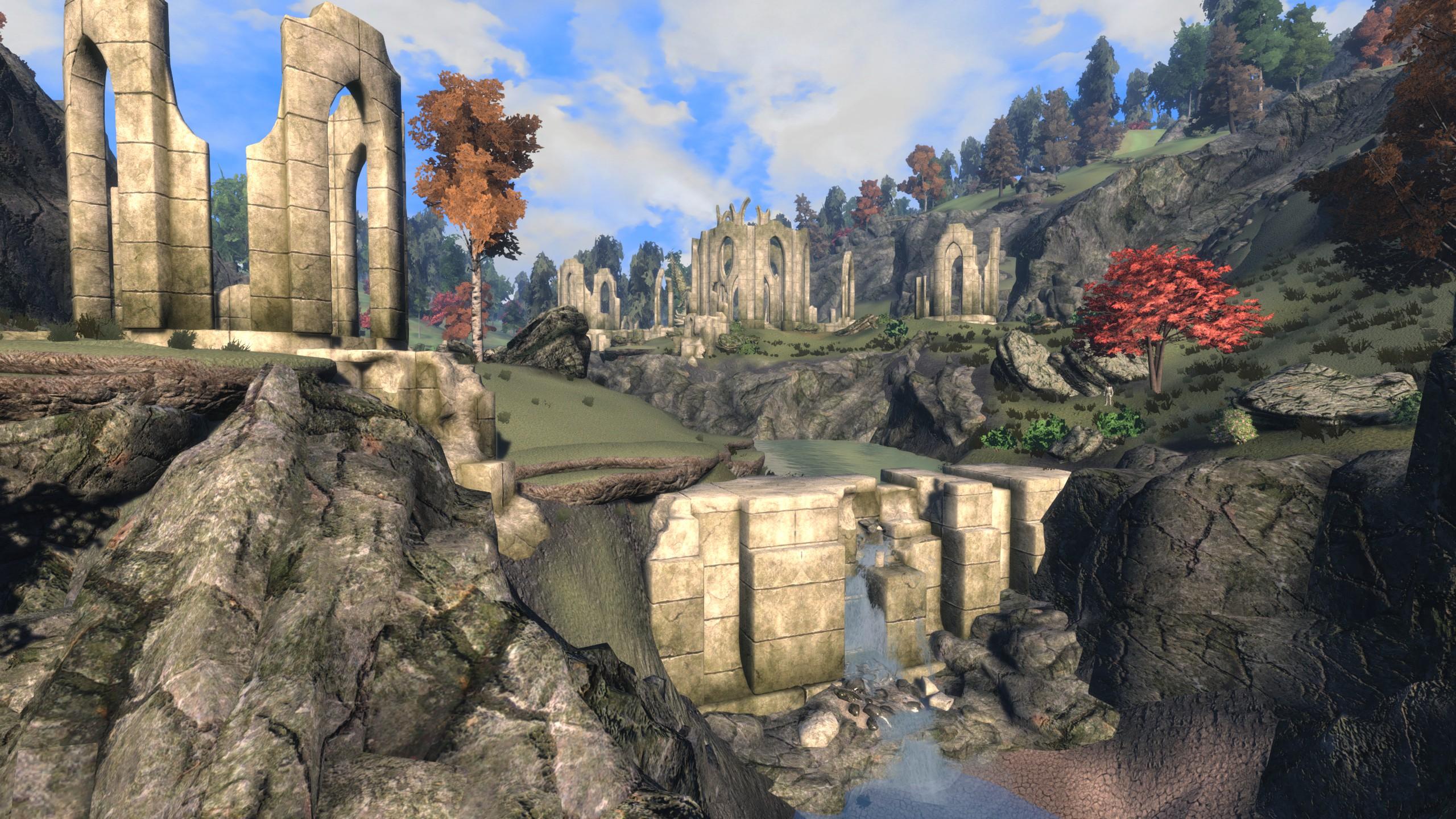 Skyrim Special Edition Oblivion Remaster Mod Skyblivion New