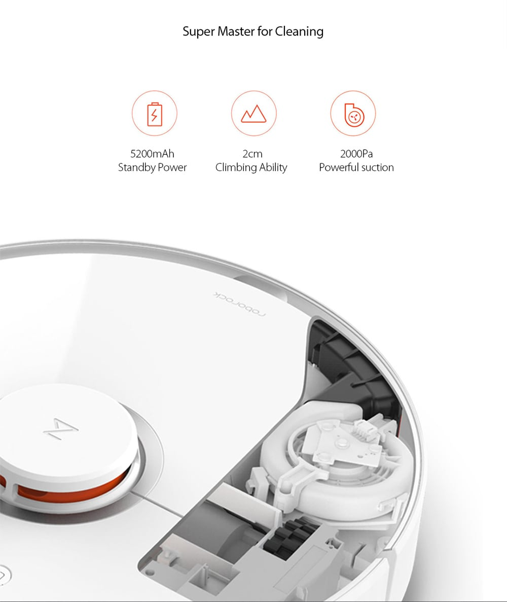 Limited Time Deal On Xiaomi 2nd Generation Robot Vacuum