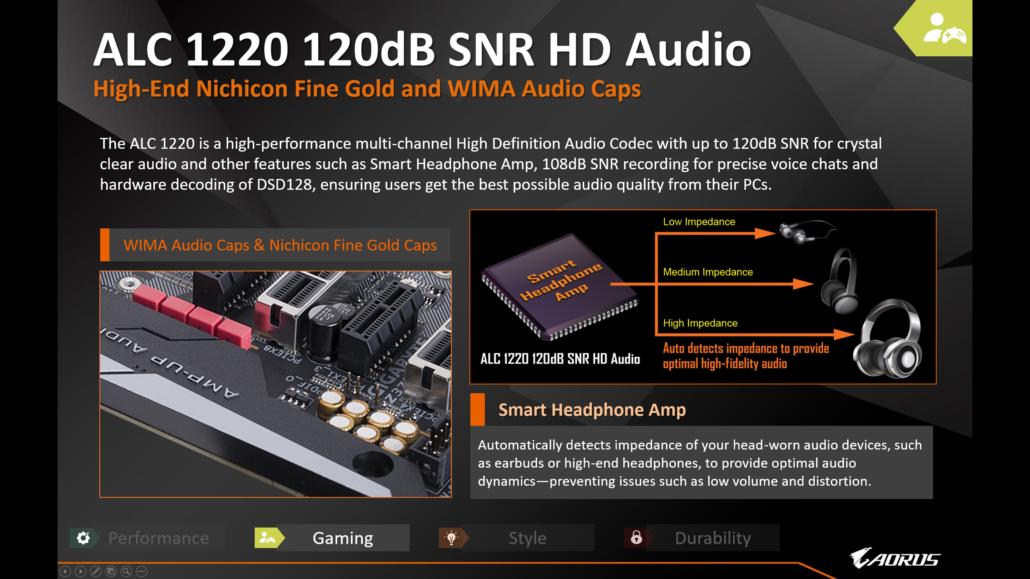 Gigabyte Z370 AORUS Gaming 7 LGA 1151 Motherboard Review – The Top