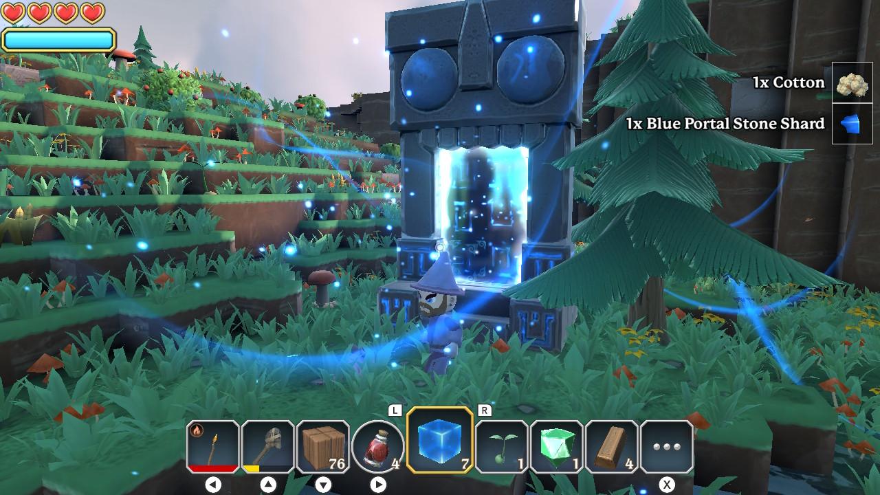 Portal Knights Review - Minecraft + RPG - Fun