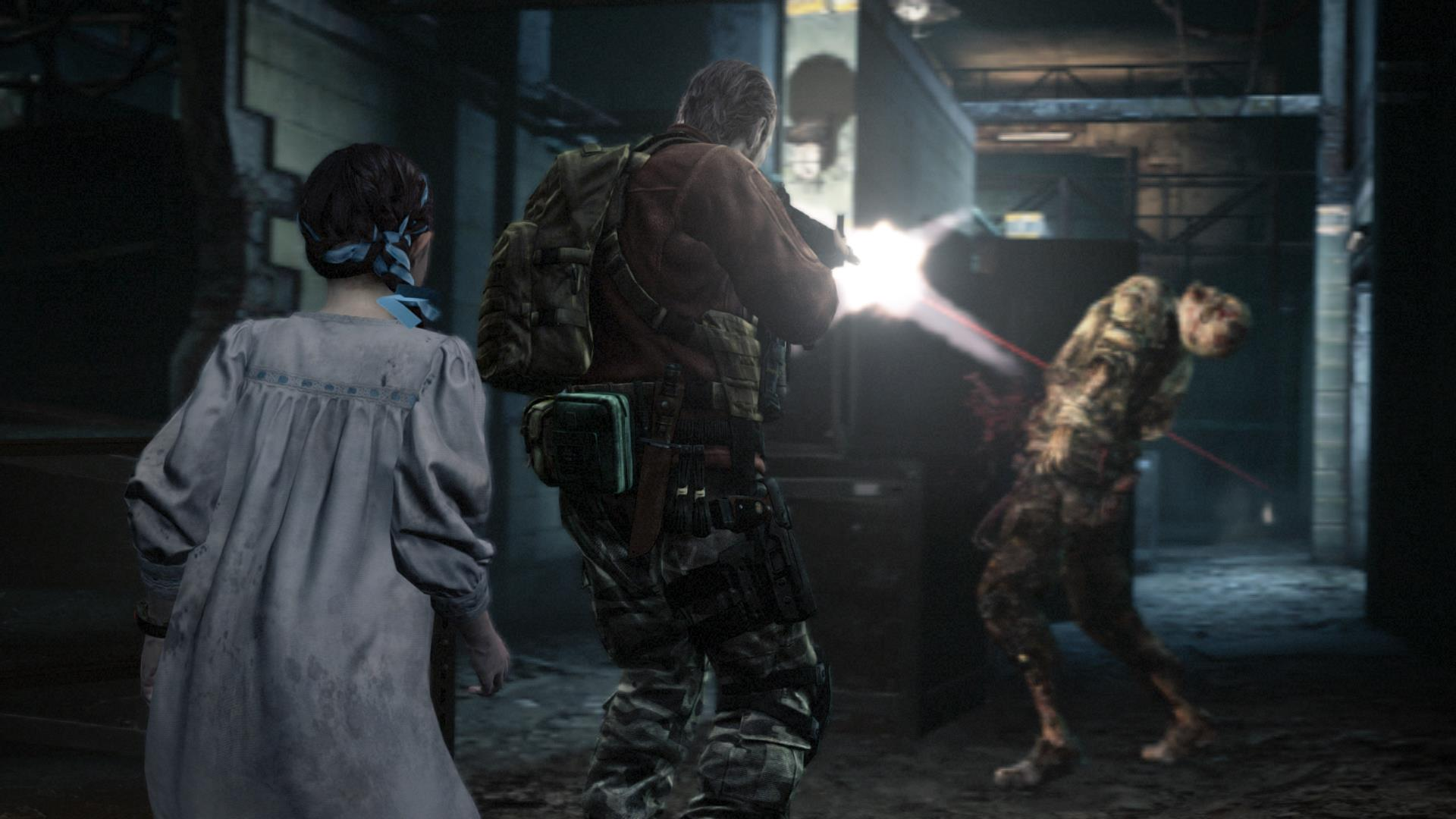 Resident Evil Revelations 2 on Switch Review - Almost As