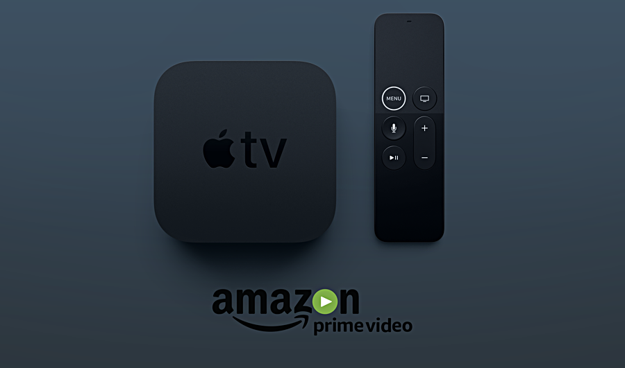 can i download amazon prime app on apple tv