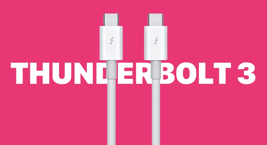 Apple Now Sells its Very Own Thunderbolt 3 Cable - Fully