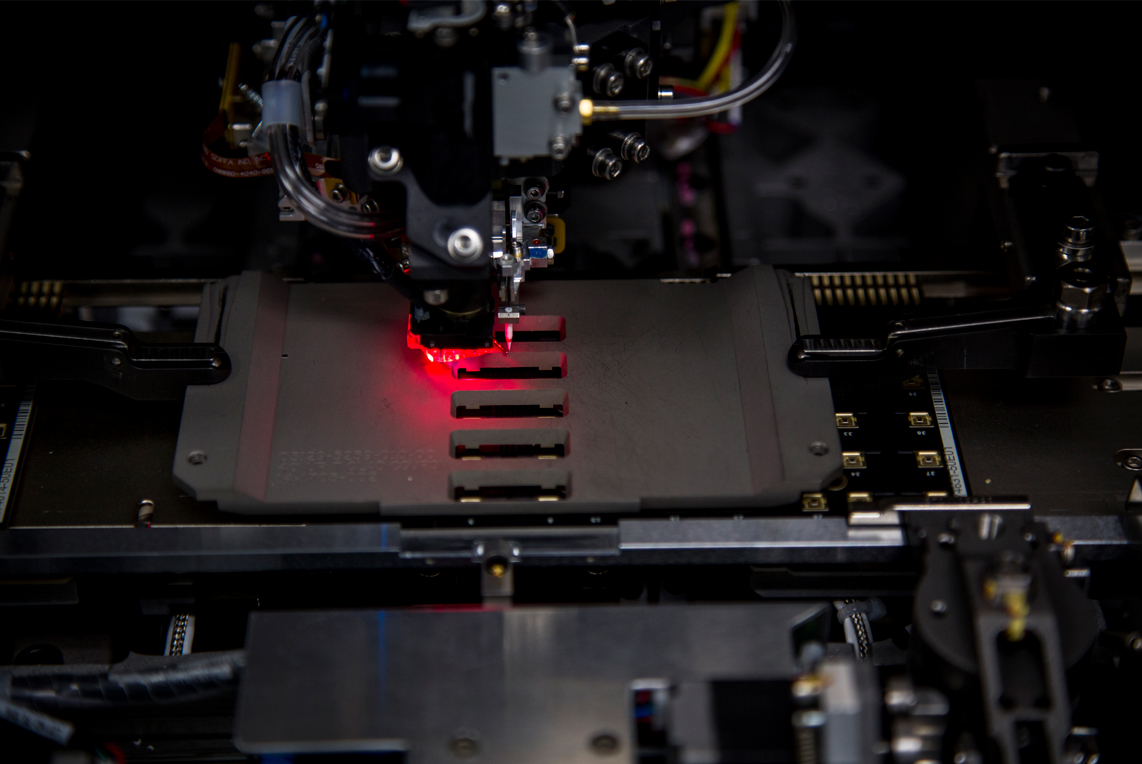 Why Apple is putting $400 million into lasers