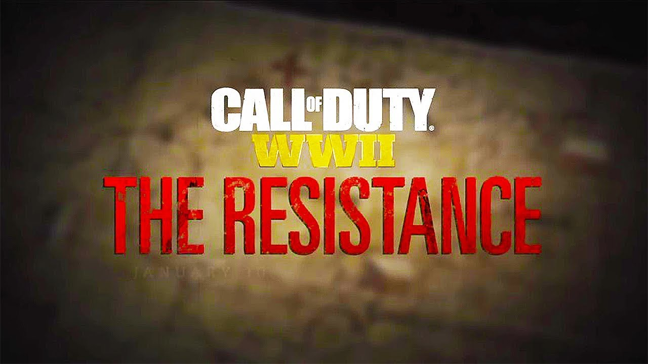 Call of Duty: WWII, The Resistance