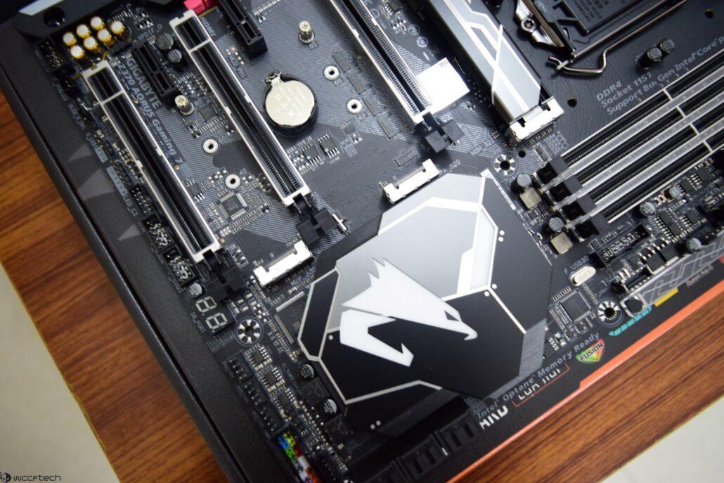 Gigabyte Z370 AORUS Gaming 7 LGA 1151 Motherboard Review – The Top