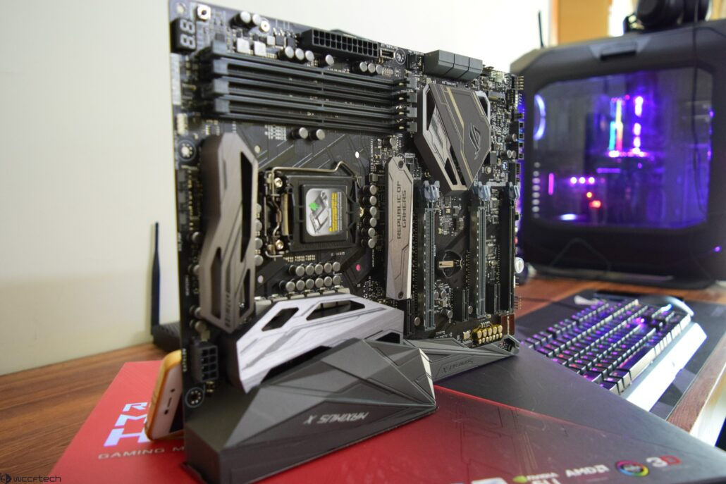 ASUS Maximus X Hero and ASUS STRIX Z370E LGA 1151
