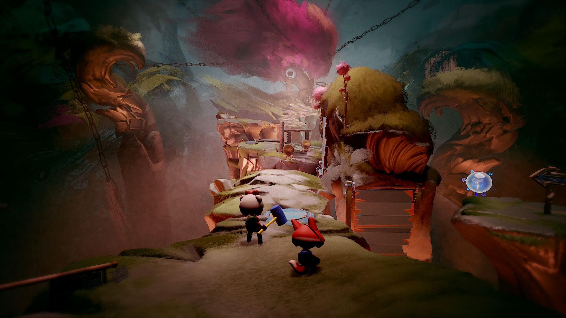 Dreams Hands-on Preview - Unlimited Creation Potential