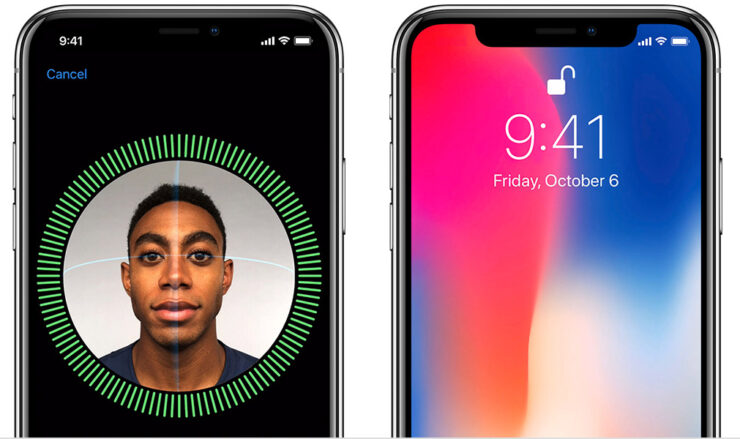 Apple VCSEL production Face ID all models