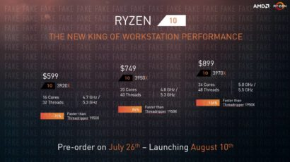 Next Generation of AMD's Ryzen Chips are set to Launch In February