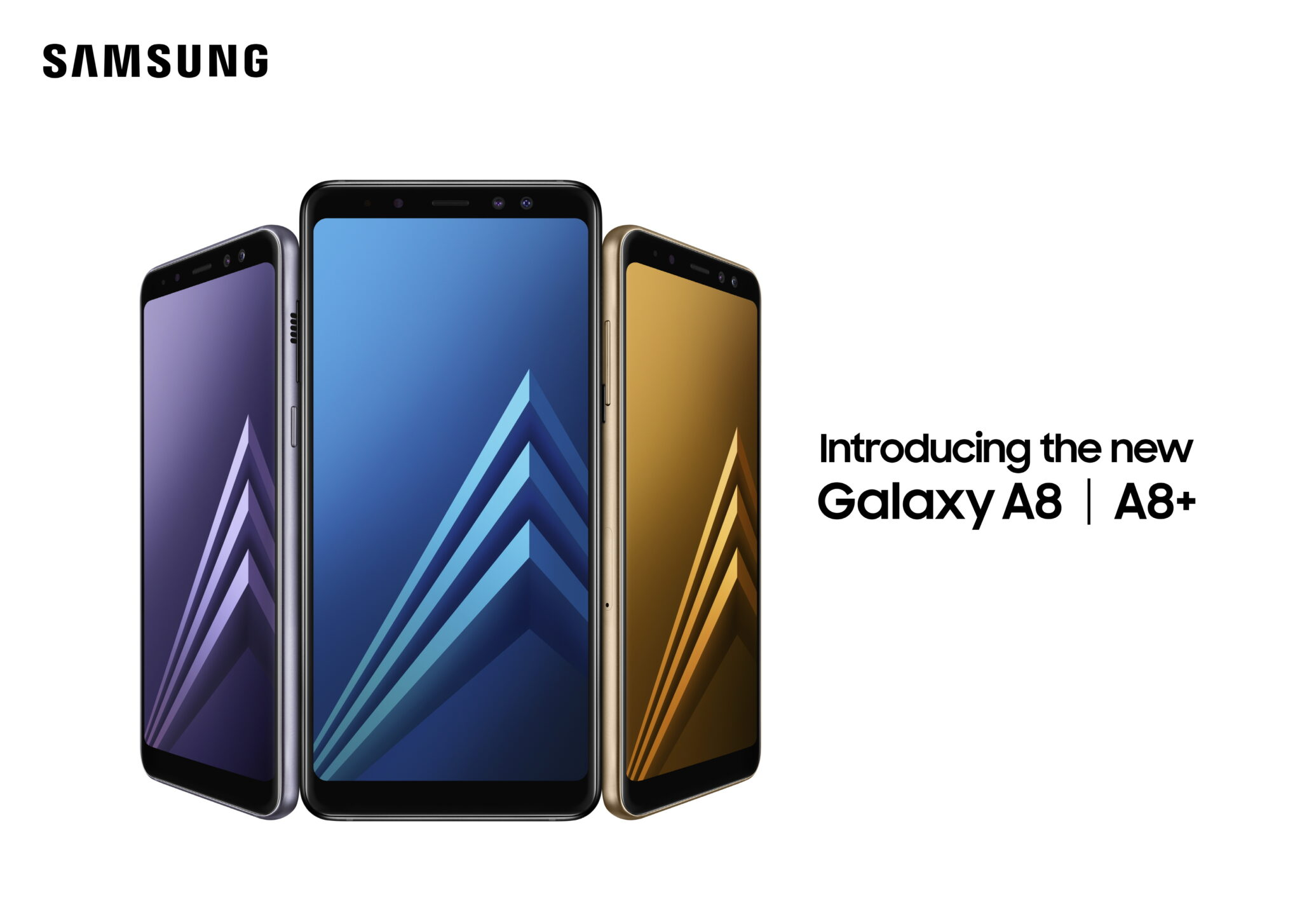 super popular 945cd afe2b Galaxy A8 (2018) & Galaxy A8+ (2018) Official Specs Features Pricing ...