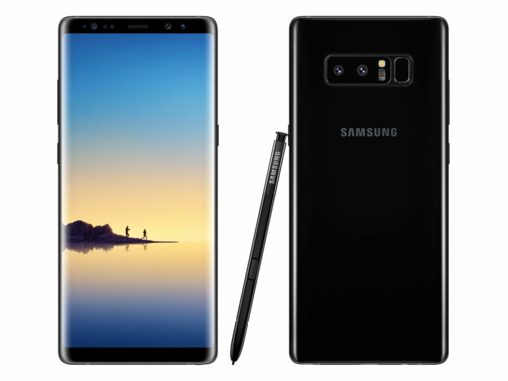 Galaxy Note 8 Unlocked Variant Is Now More Affordable Than Ever