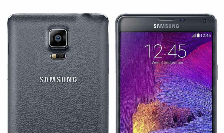 This Is What the Galaxy Note 4 Would Look Like if It Was Released Next Year