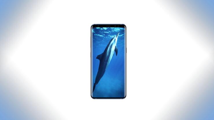 Galaxy S9 dual SIM testing