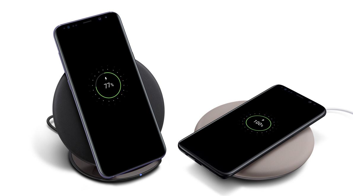 Samsung S9 Wireless Charging