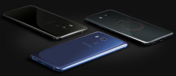 HTC flagship 2018 4K display