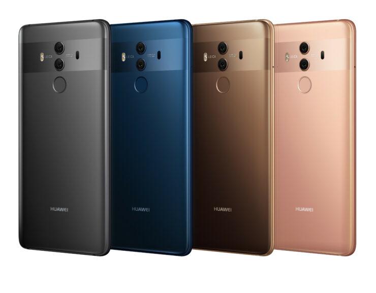 Huawei P11 camera TrueDepth competitor