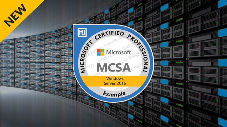 Lifetime MCSA Windows Server 2016 Bundle