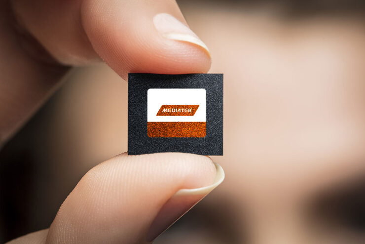 MediaTek Might Supply Apple With LTE Chips Starting From 2018