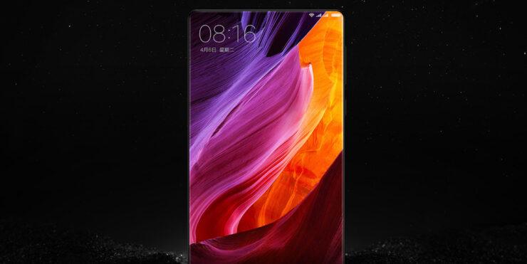 Xiaomi Mi MIX 3 Concept