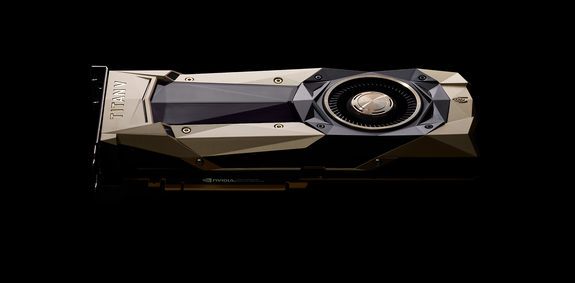 Nvidia Announces The Titan V A 3k Card With Volta Gpu