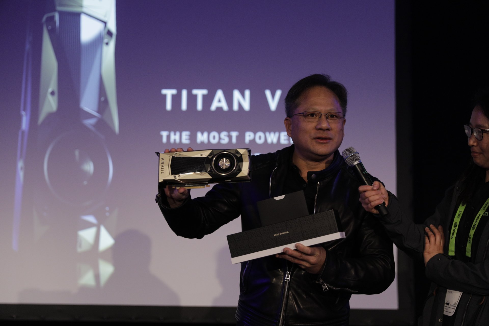 Nvidia launches Titan V, a new powerful PC GPU