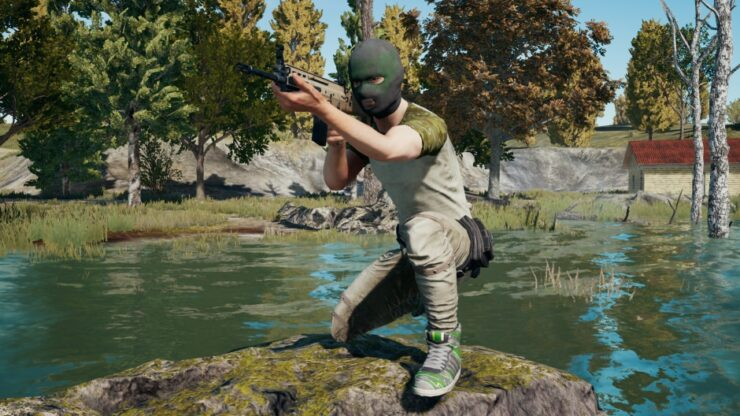 PUBG Xbox One Patch 10