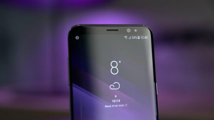 Samsung Galaxy S8 Oreo Update