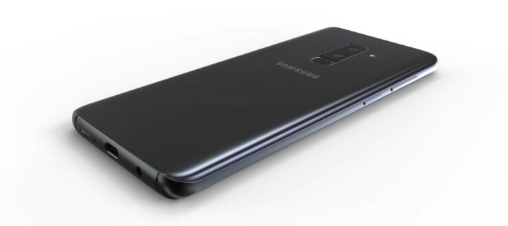 Galaxy S9 Plus Geekbench results