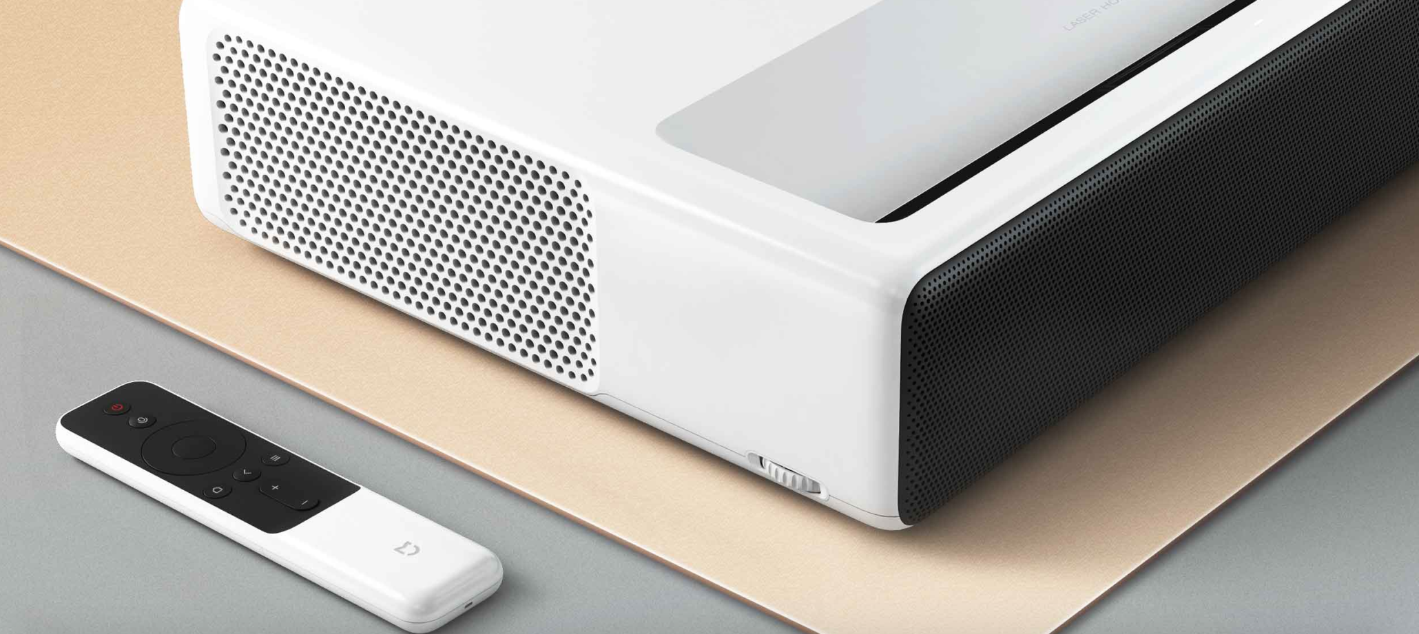 Last Chance to Get Ultra-Short Throw Laser Projector at