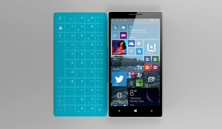 Surface Phone Project Still Not Dumped as Microsoft's Country Head Reveals Some Details on the Device