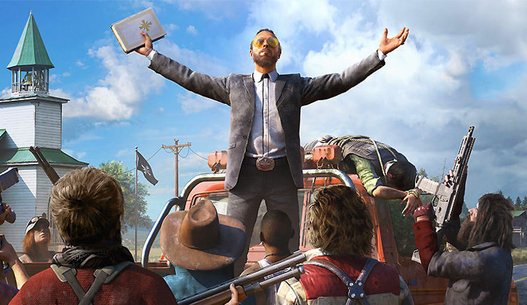 Far Cry 6 Reveal Rumored For Ubisoft Forward Event Game Won T Be Set In The U S Again