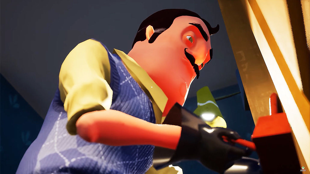 Hello Neighbor Review – A Break and Enter Adventure That