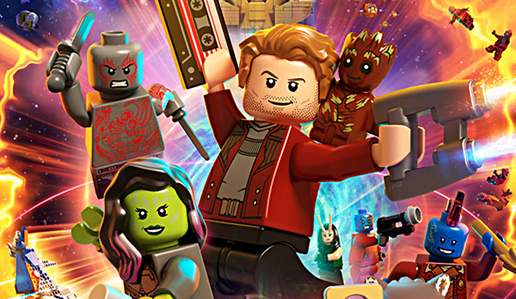 Lego Marvel Super Heroes 2 Gets Guardians Of The Galaxy