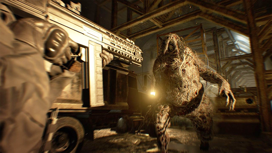 Resident Evil 7 Not A Hero End Of Zoe Review Old Habits Die Hard