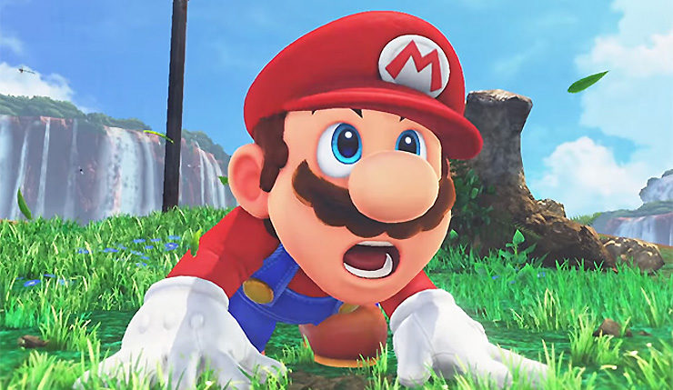 Nintendo Switch Emulator Yuzu Now Runs Super Mario Odyssey