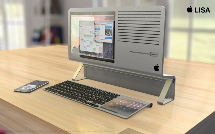 Apple Lisa source code