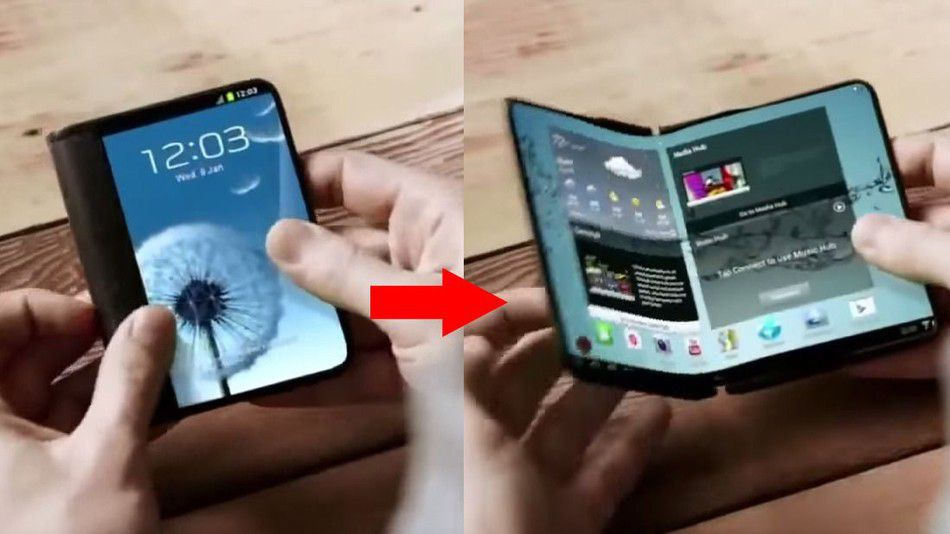 Image result for Foldable Smartphones – Are They The Future of Mobile?