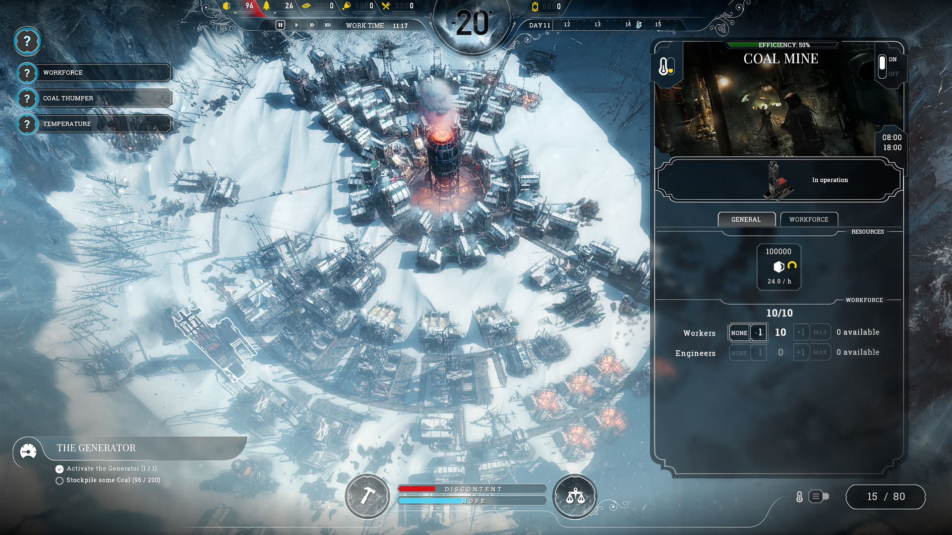 Frostpunk 2018 Game Wallpapers: Wccftech's Most Anticipated Indie Games Of 2018