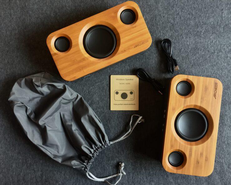 archeer a320s bluetooth speaker
