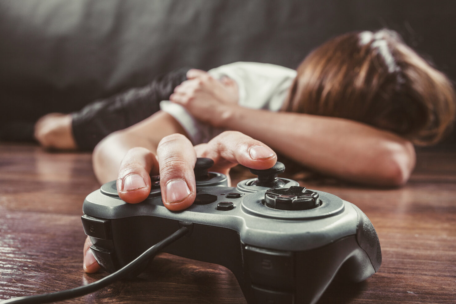 Gaming Addiction NHS