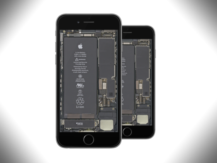 iPhone issues battery age Geekbench