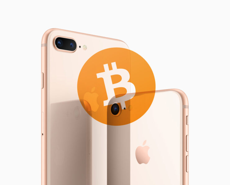 Apple iphone cryptocurrency