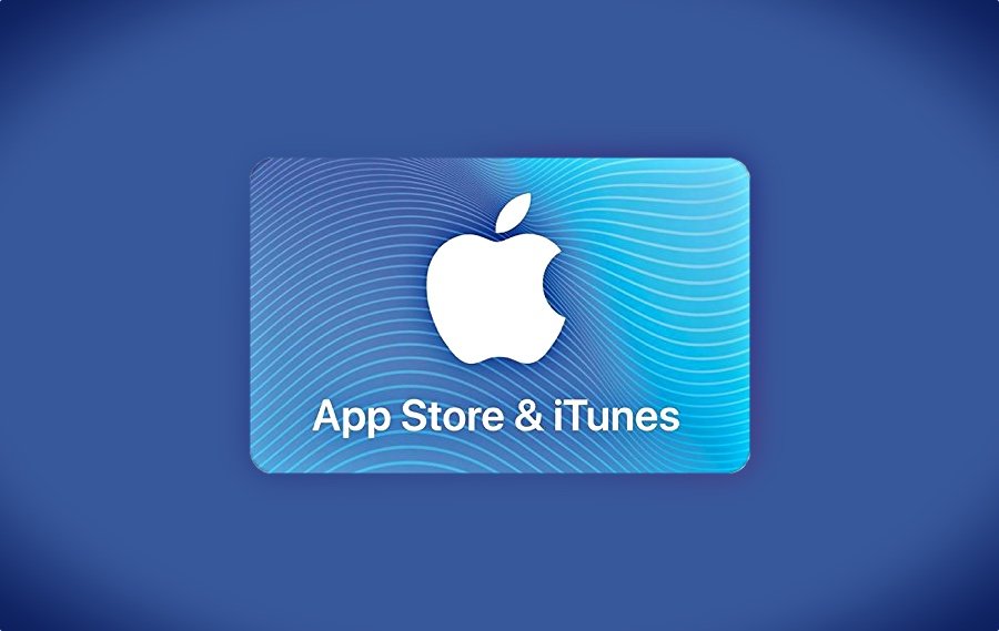 Get an iTunes Gift Card ($50 or More) at a 15% Discount From