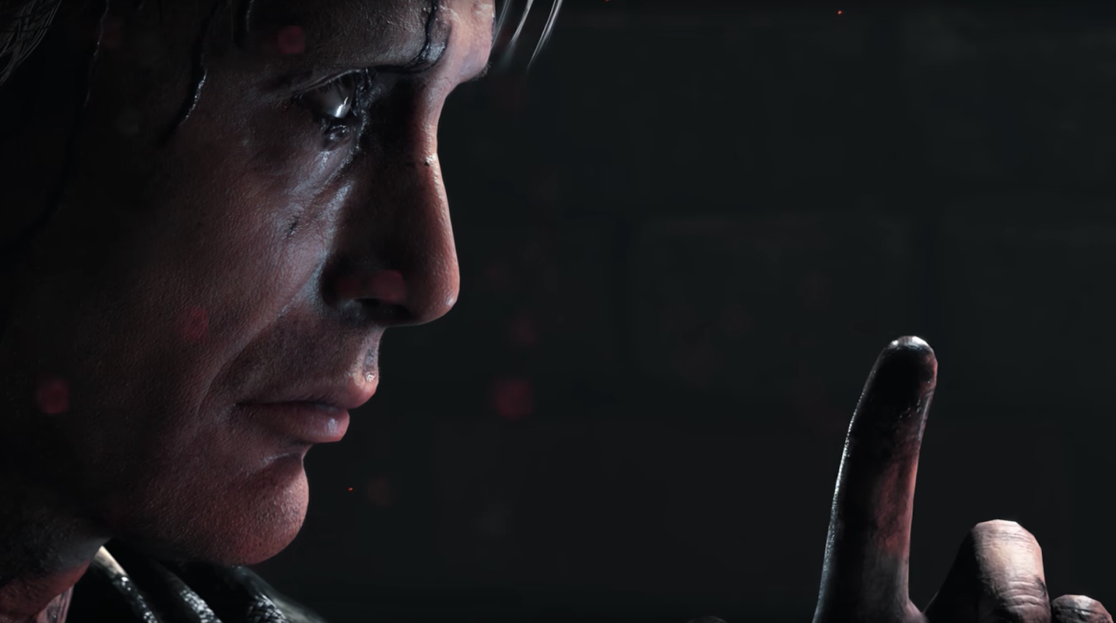 death stranding may have reached polishing phase kojima thought