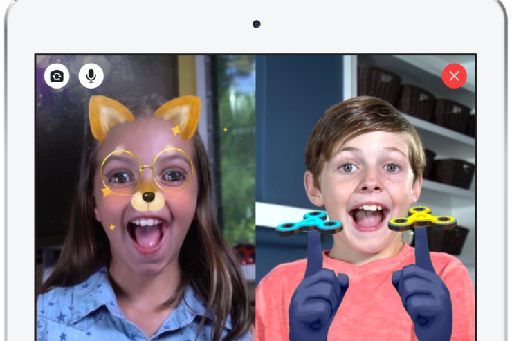 facebook messenger kids
