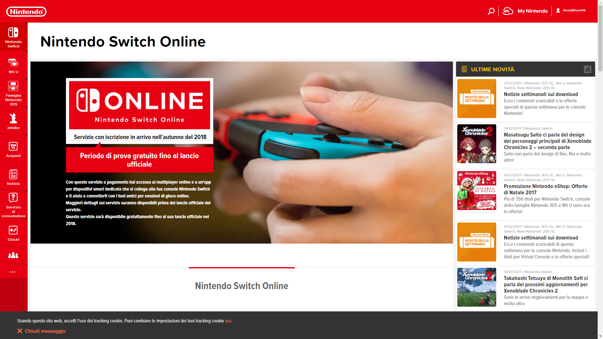 Paid Nintendo Switch Online Service Delayed To Fall 2018, According ...