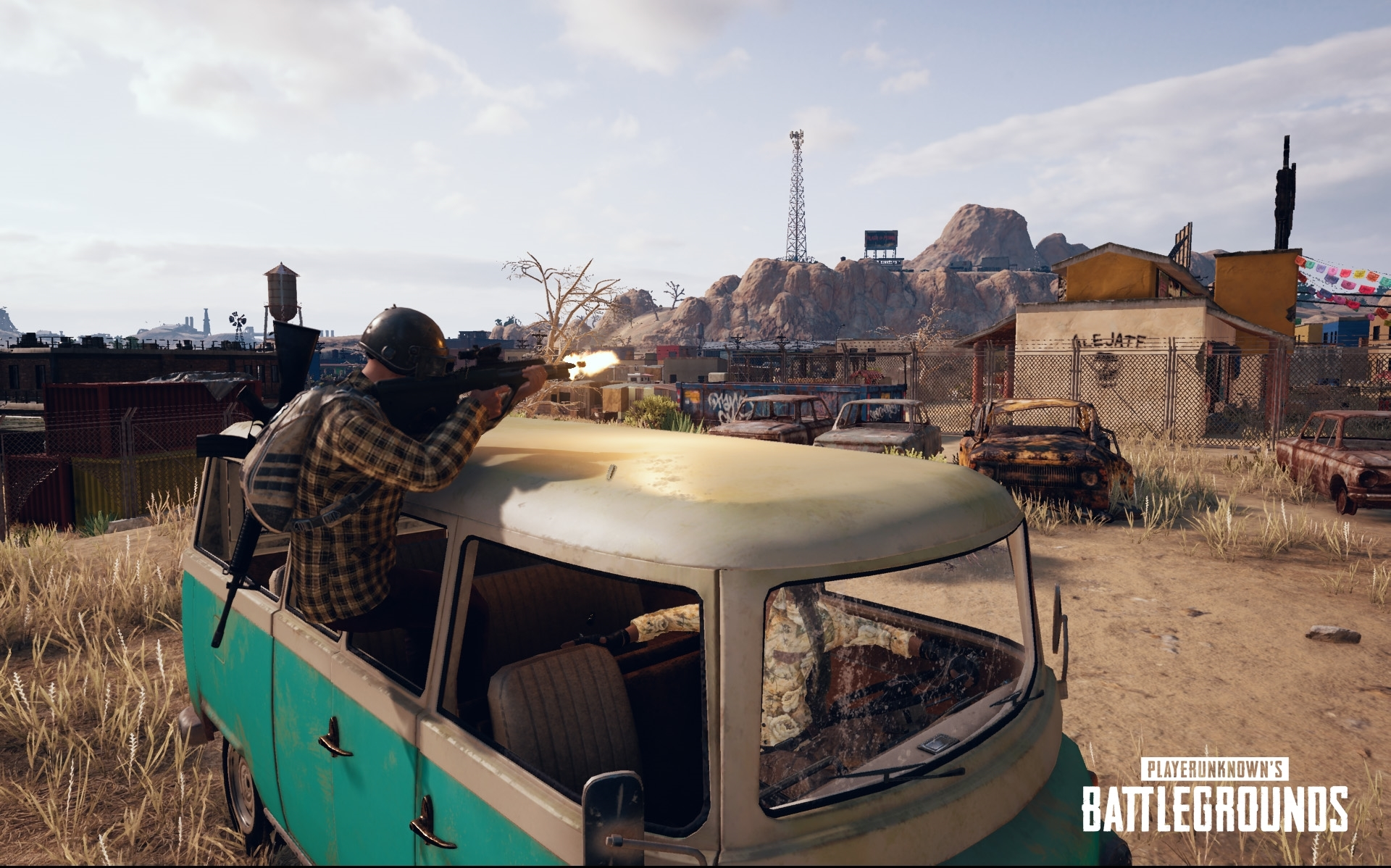 PUBG PC Update 1 Offers Game-Server Improvements