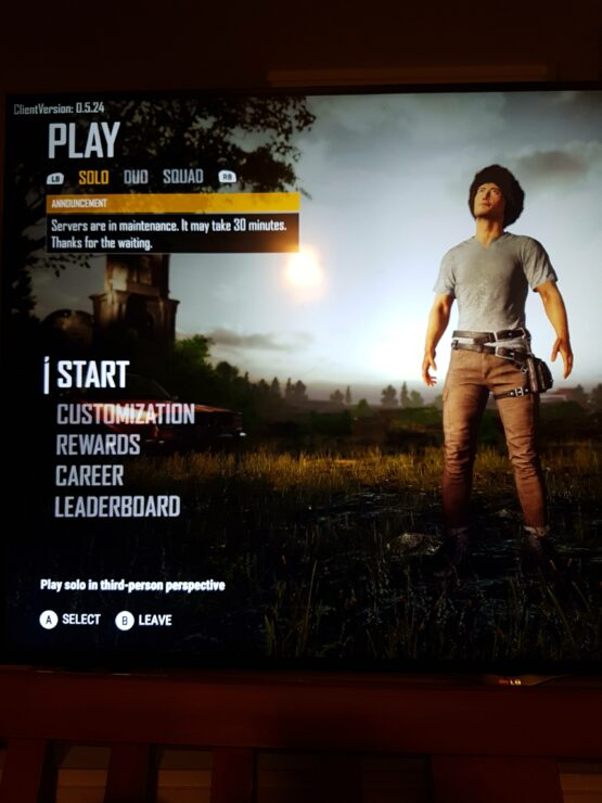PUBG Xbox One Download Size Revealed
