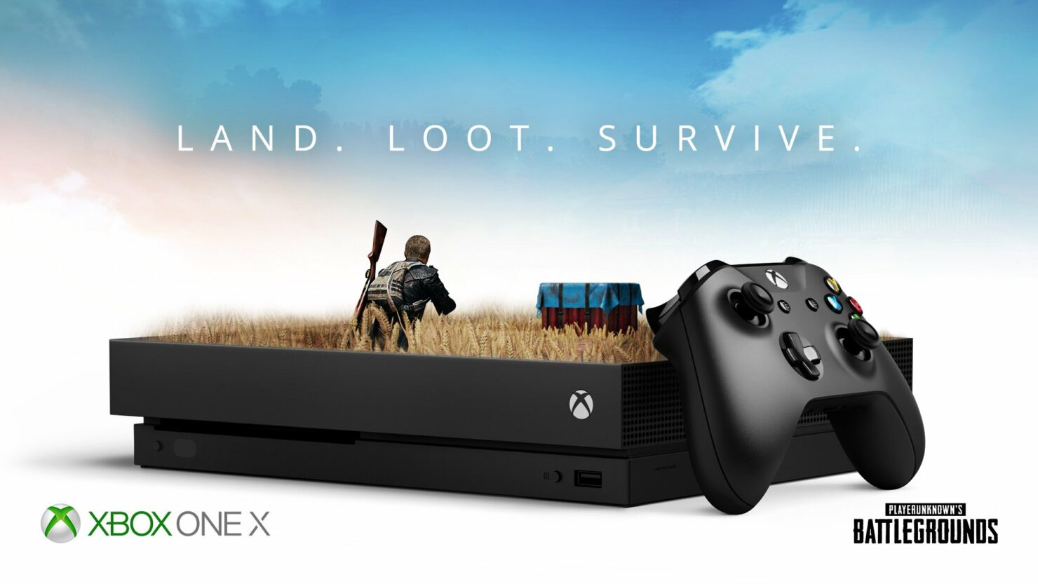 PUBG Xbox One 1.0 update